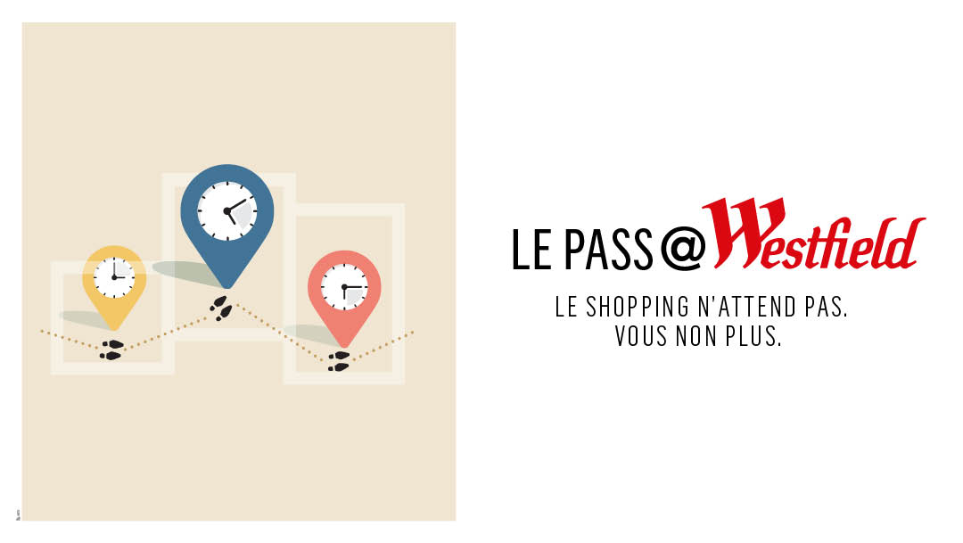LE PASS WESTFIELD ROSNY 2