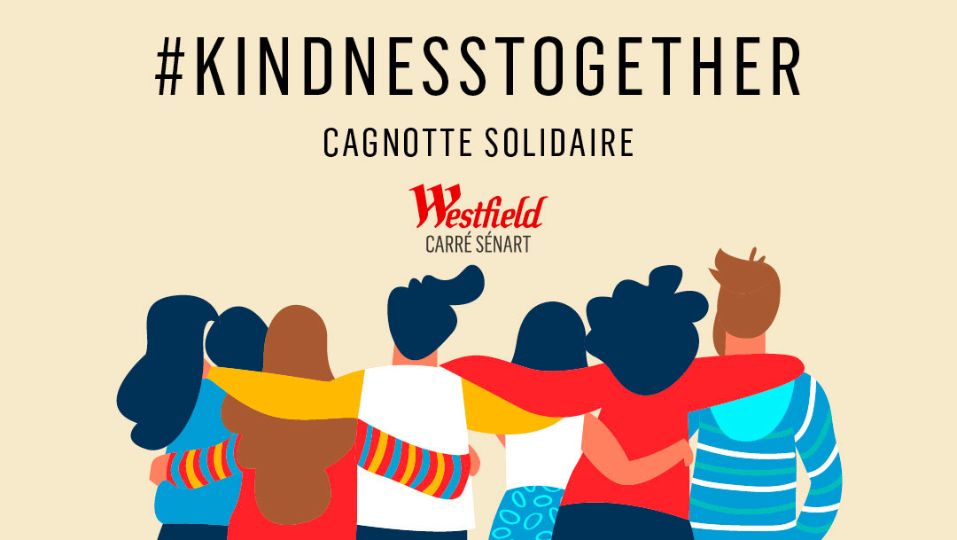 Cagnotte solidaire