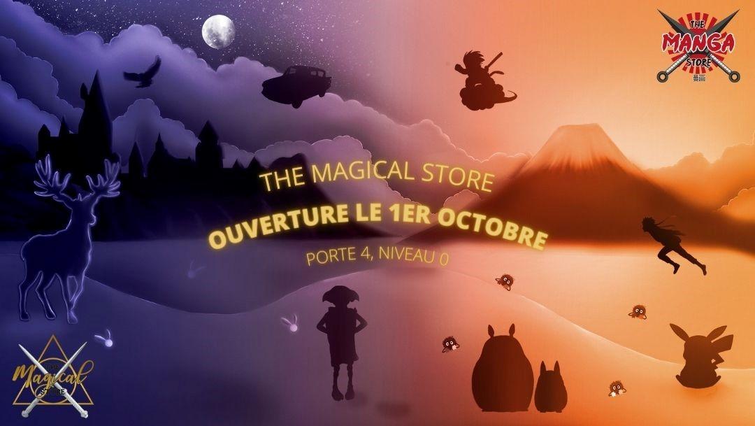 NOUVELLE BOUTIQUE THE MAGICAL STORE