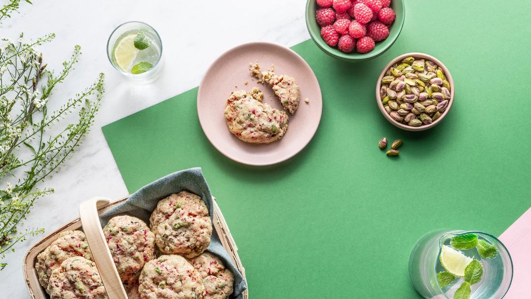 Nouvelle recette chez La Fabrique à Cookies !