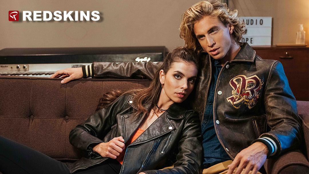 Nouvelles collections Automne Redskins