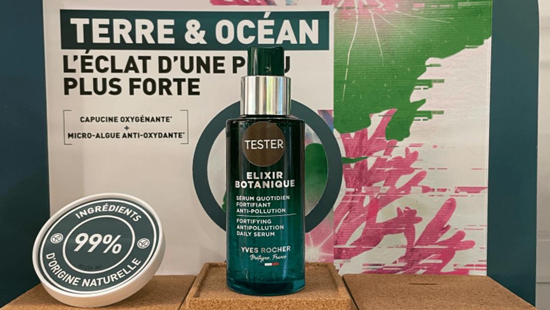 Elixir Botanique Yves Rocher