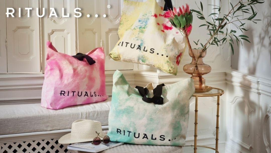 Un sac de plage Rituals offert !