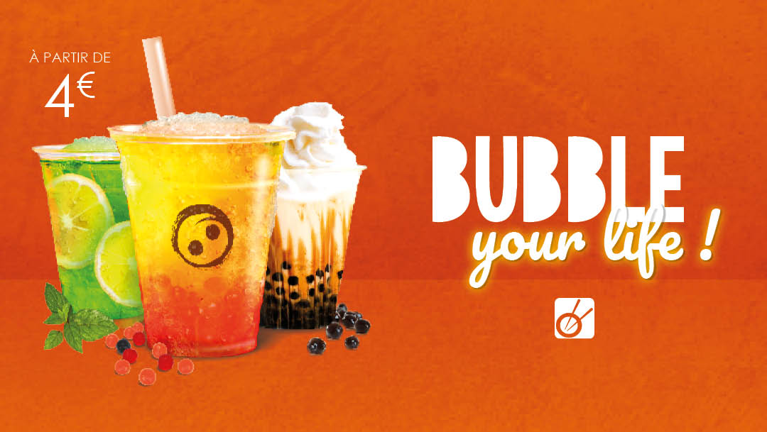 Bubble your life