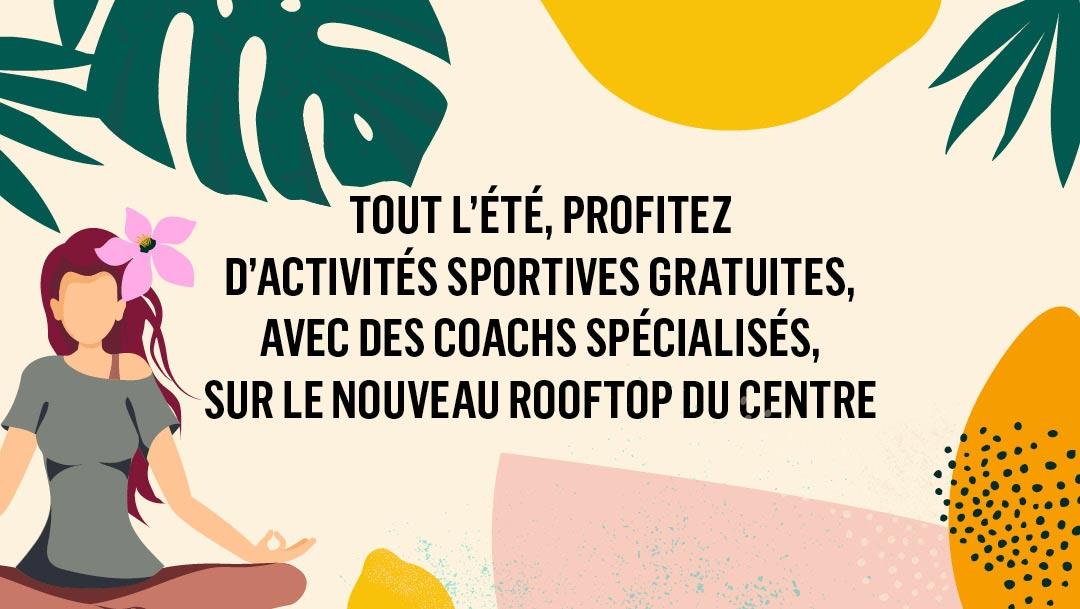 ACTIVITÉS SPORTIVES GRATUITES