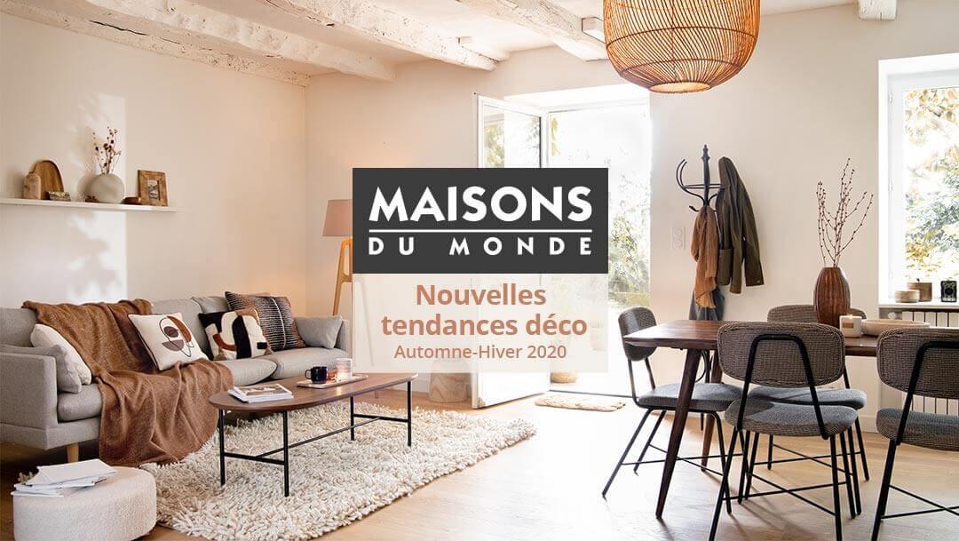 MAISONS DU MONDE - AUTOMNE-HIVER 2020