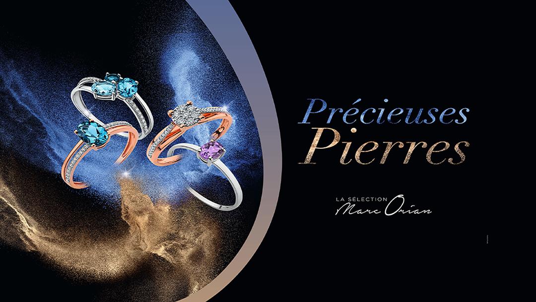 MARC ORIAN - SELECTION PRECIEUSES