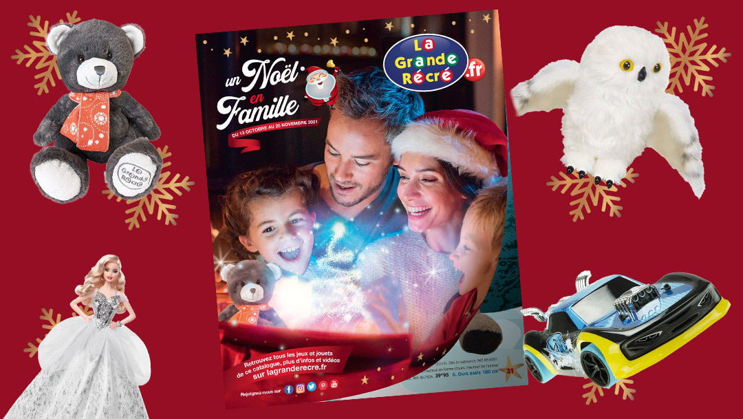 LA GRANDE RÉCRÉ - Catalogue de Noël
