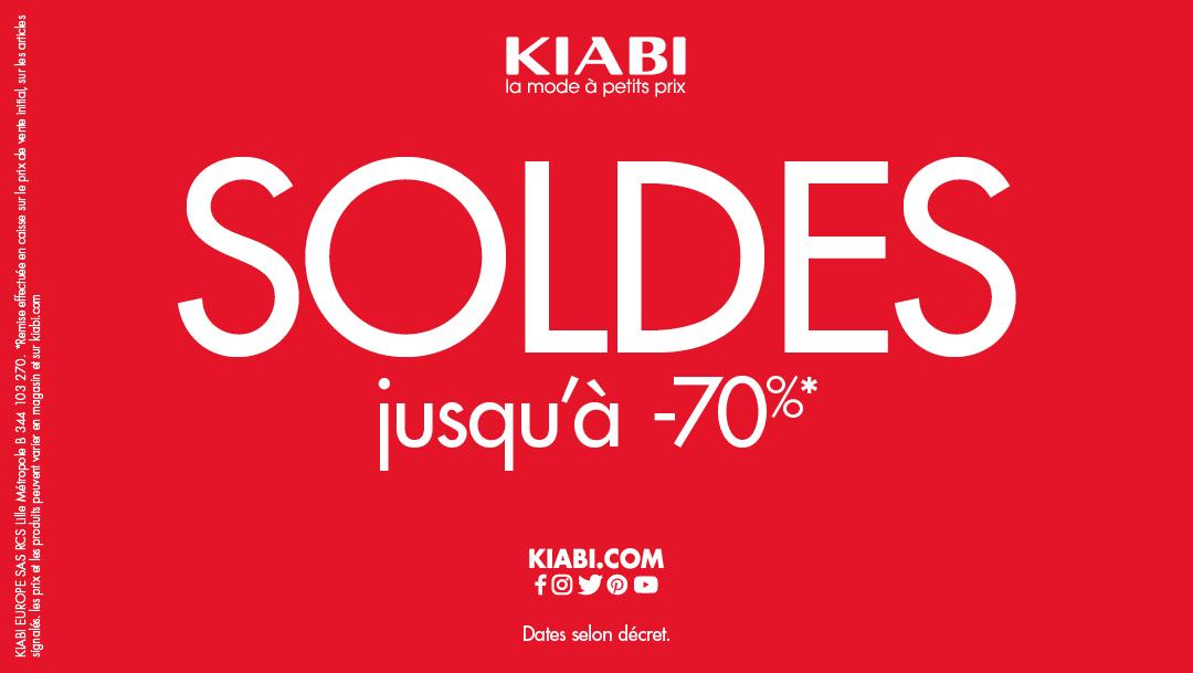 KIABI - SOLDES