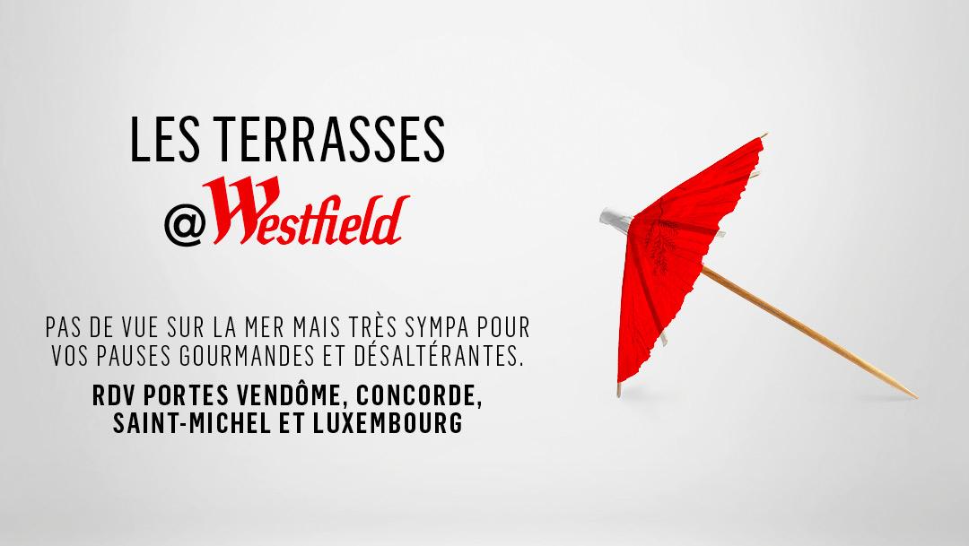 Terrasses @ Westfield
