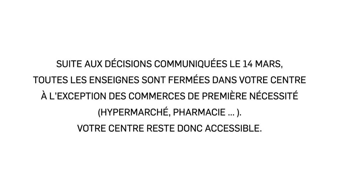 Information accessibilité