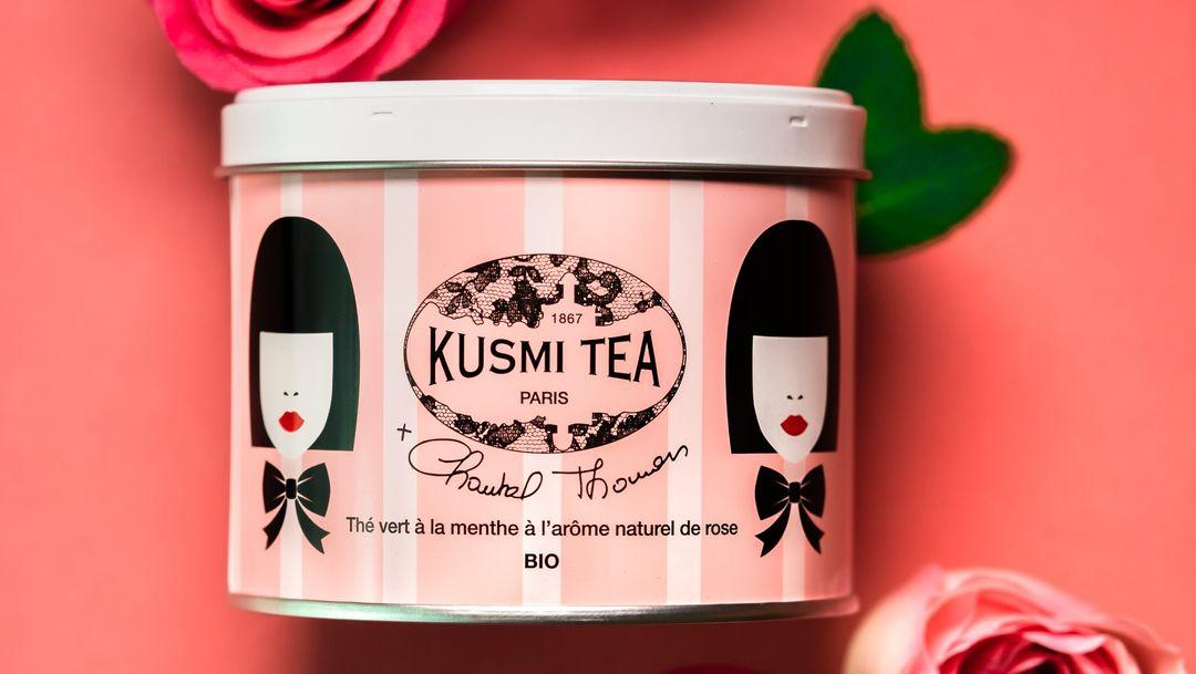 Kusmi Tea x Chantal Thomass