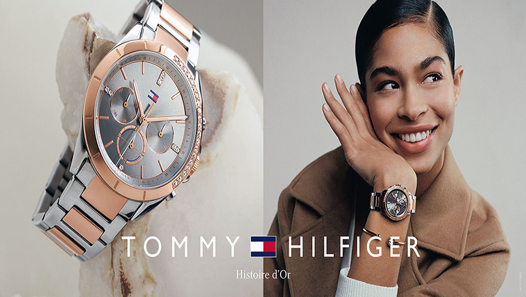 HISTOIRE D'OR X TOMMY HILFIGER