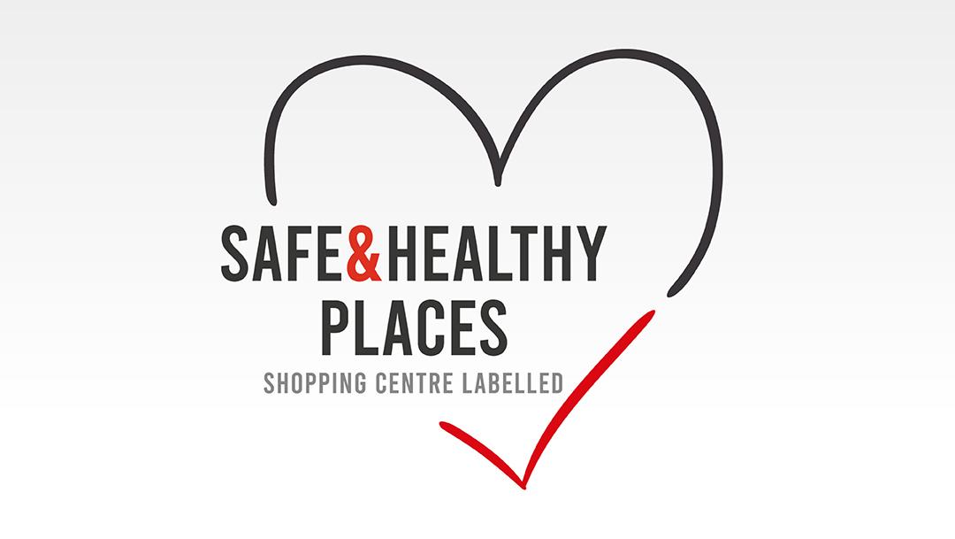 Label « Safe & Healthy Places »