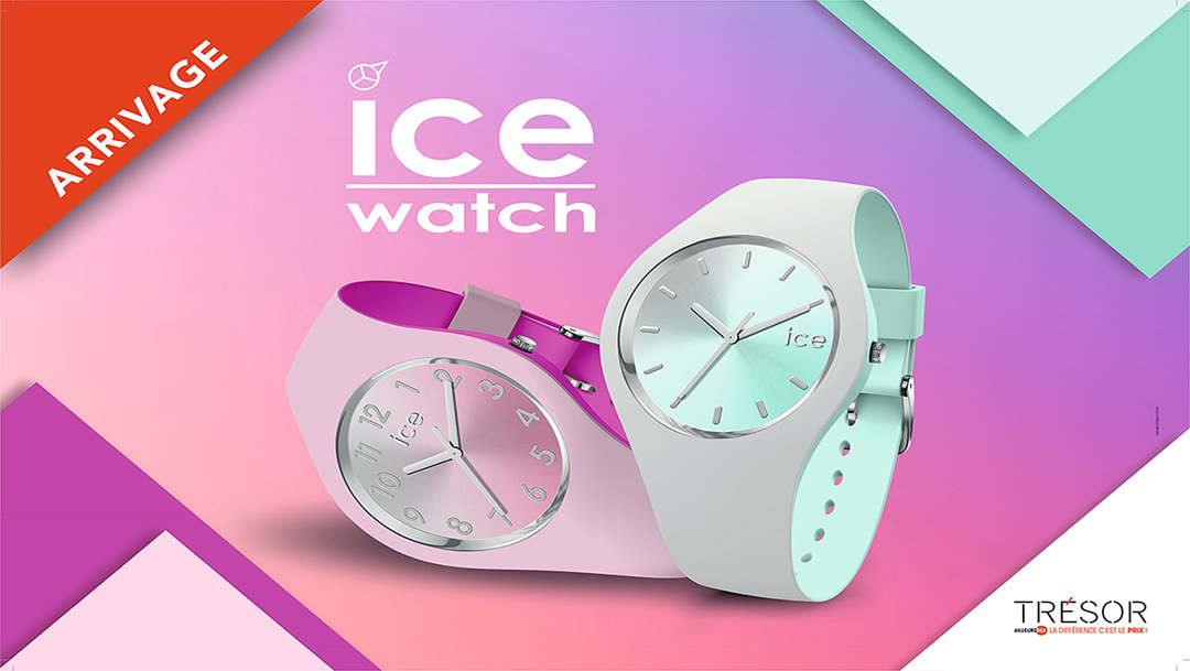 ICE WATCH x FETES DES PERES