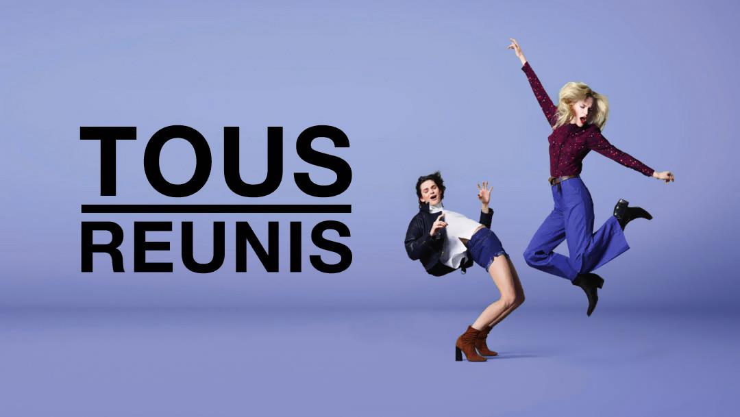 NOUS SOMMES HEUREUX DE VOUS RETROUVER !