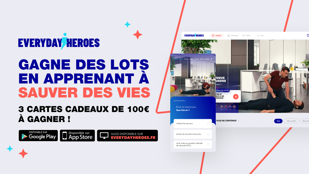 EVERYDAY HEROES - GRAND CONCOURS