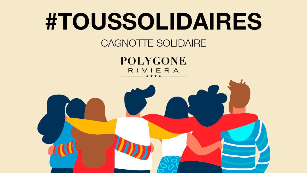 Polygone Riviera soutient l' EHPAD Cantazur #Toussolidaires