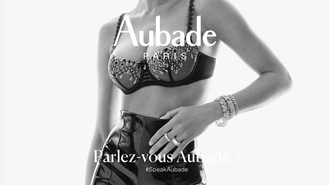 Nouvelle collection Aubade !
