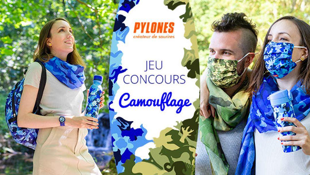 PYLONES - JEU CONCOURS