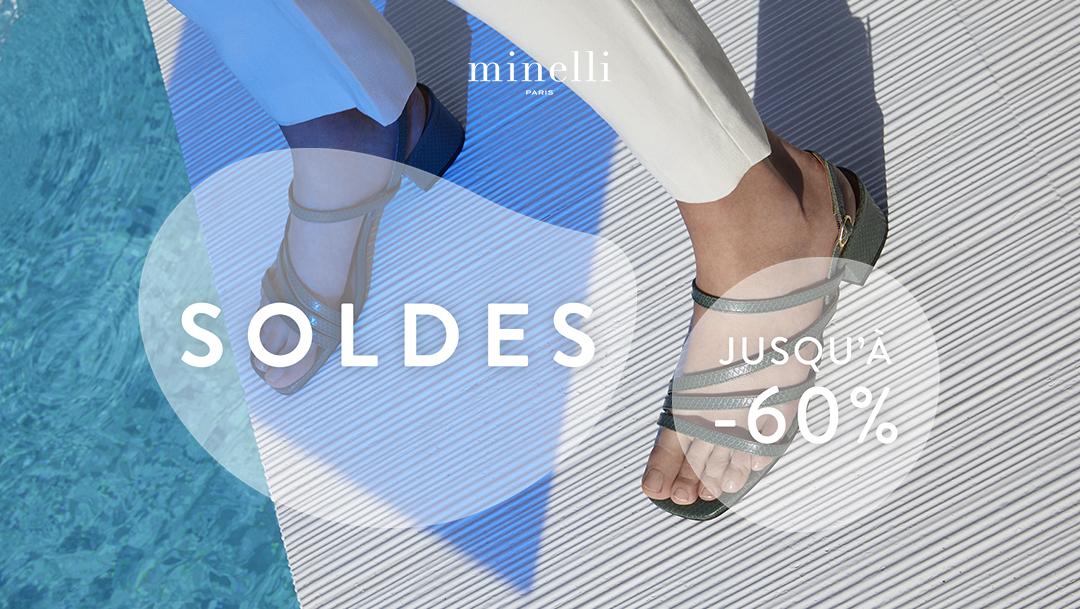 SOLDES - MINELLI