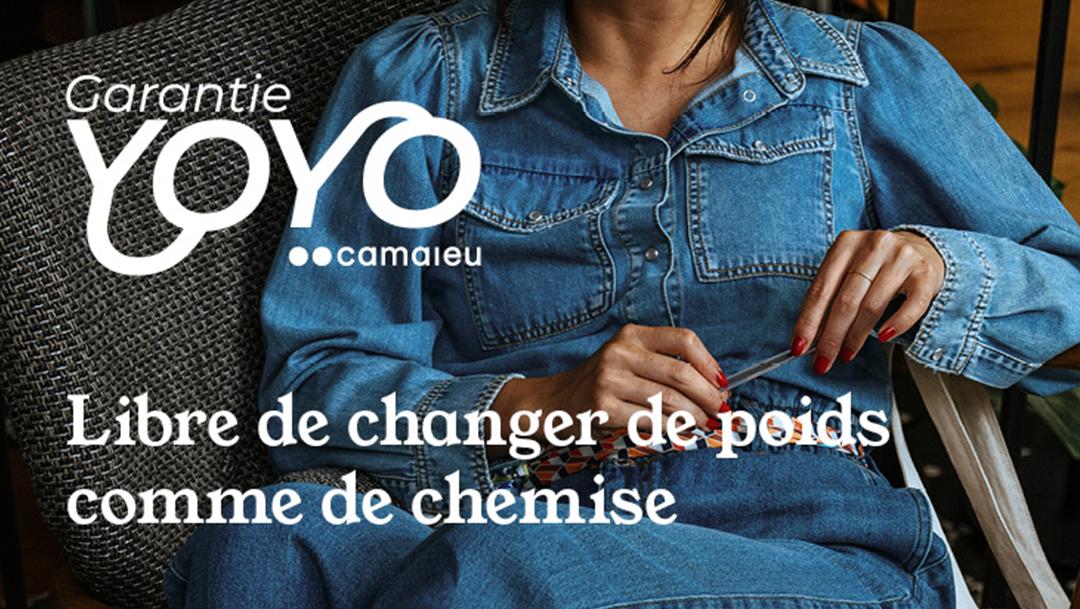 Camaieu - Garantie Yoyo