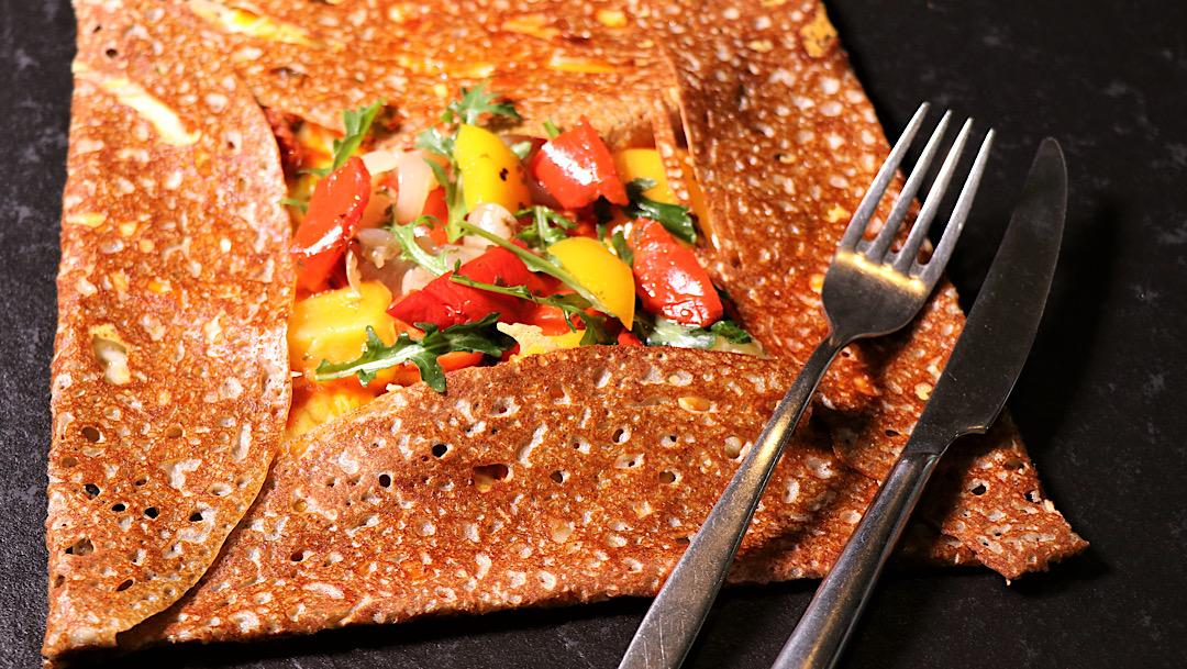 Découvrez la nouvelle gamme de tacos à la bretonne chez Crêpes et Compagnie