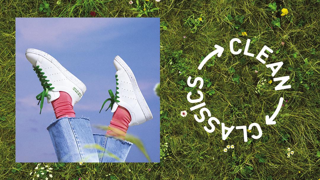 Du nouveau chez Adidas avec les CLEAN CLASSICS !