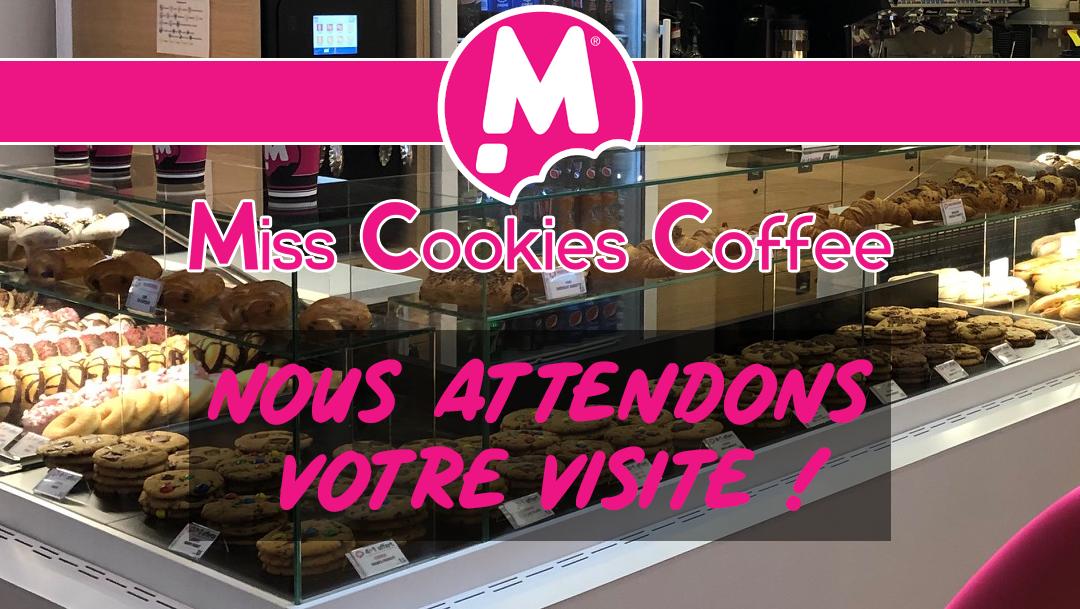 Bon retour chez Miss Cookies