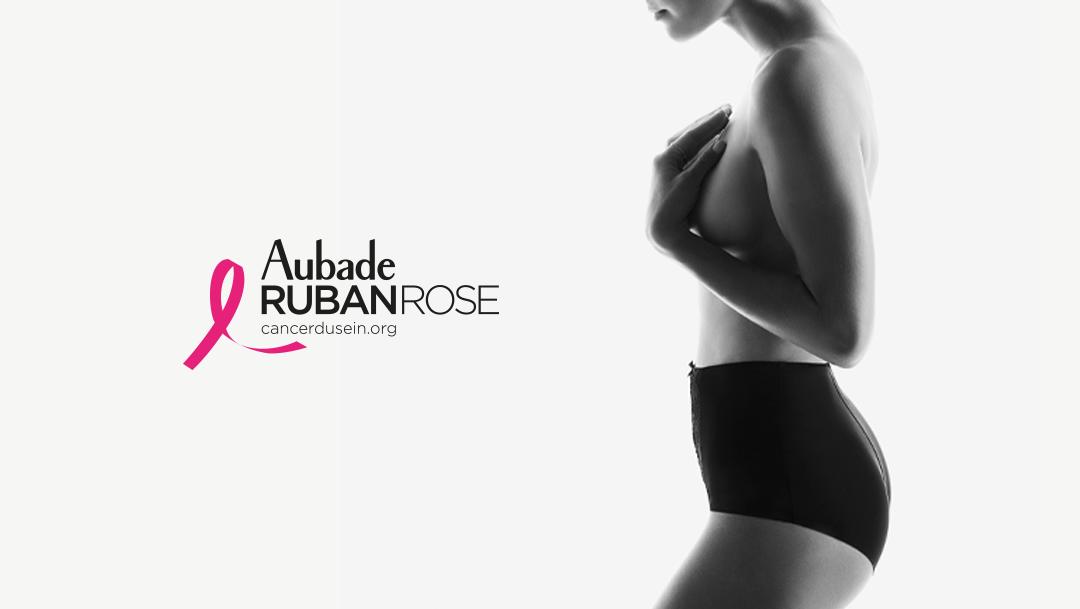 AUBADE - OCTOBRE ROSE