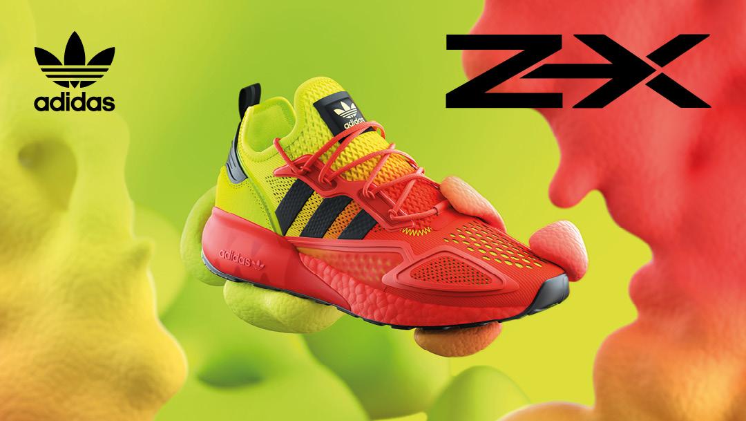 ADIDAS ORIGINALS – ZX 2K Boost