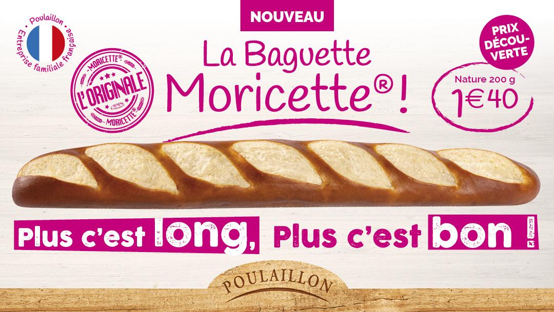 Découvez la Mauricette chez Poulaillon