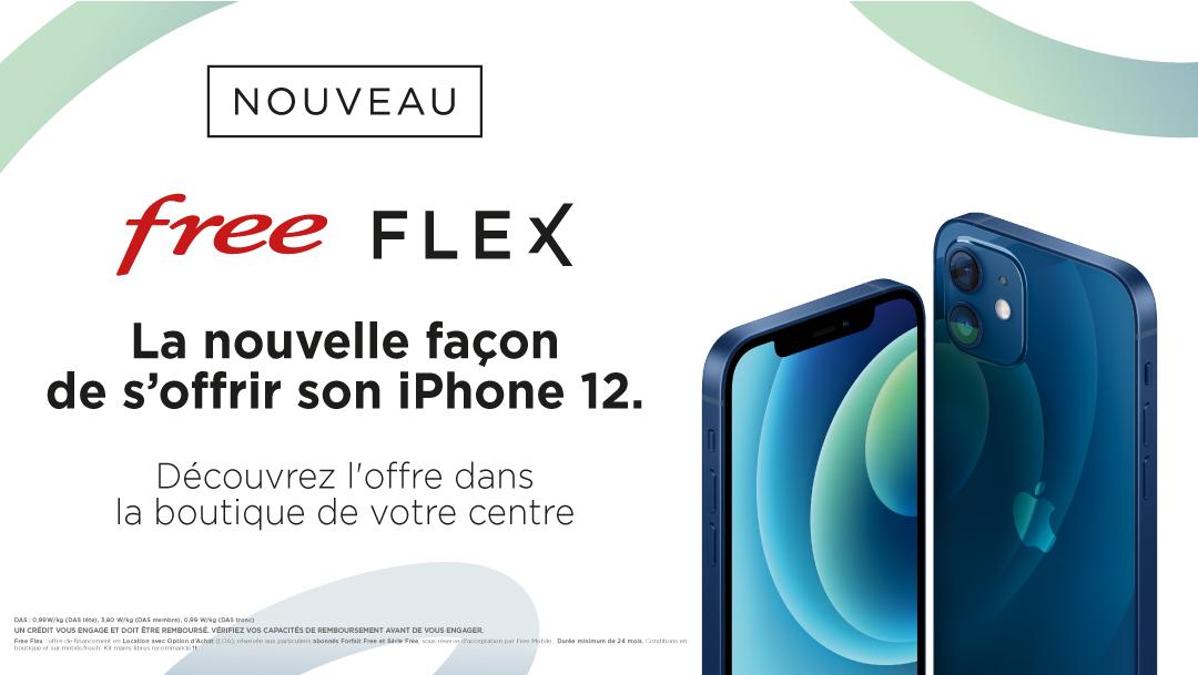 FREE - DÉCOUVREZ FREE FLEX