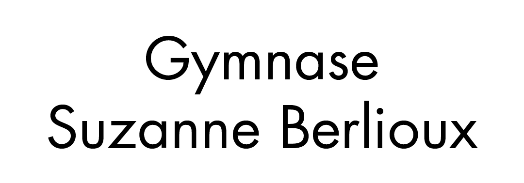 Le Gymnase Suzanne Berlioux