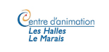 Paris anim Les Halles