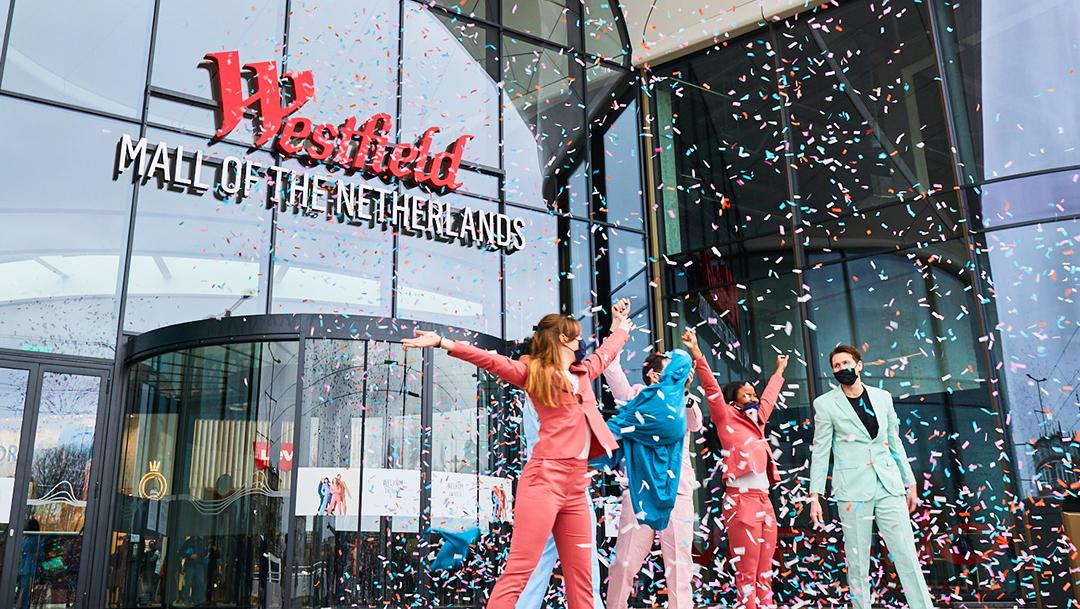 Bekijk de eerste beelden van Westfield Mall of the Netherlands!