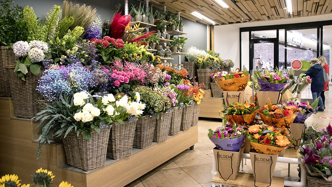 BLOEM opent winkel in Stadshart Amstelveen