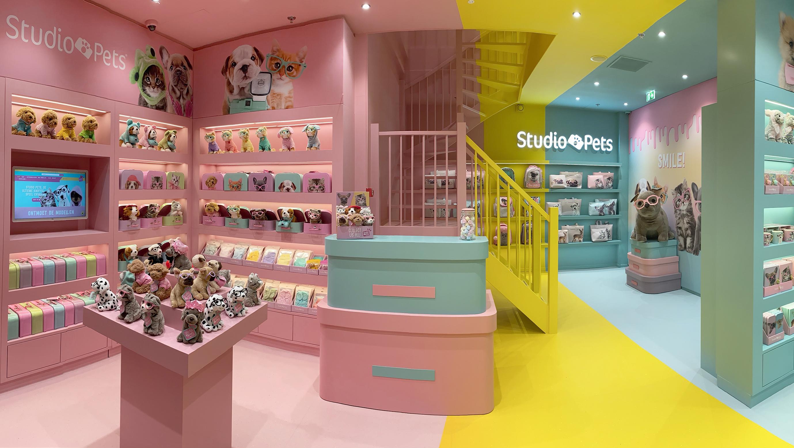Eerste flagshipstore Studio Pets komt naar Stadshart Amstlvn!