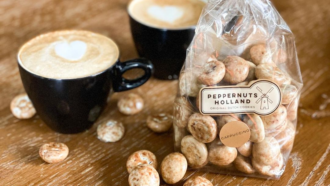 Peppernuts Holland is geopend
