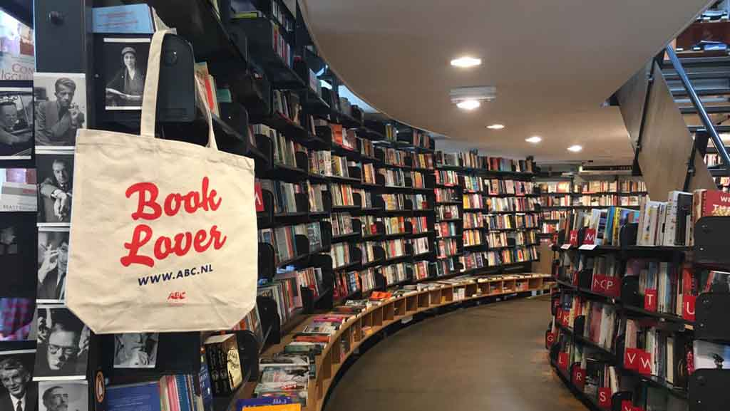 The American Book Center opent pop-up store!