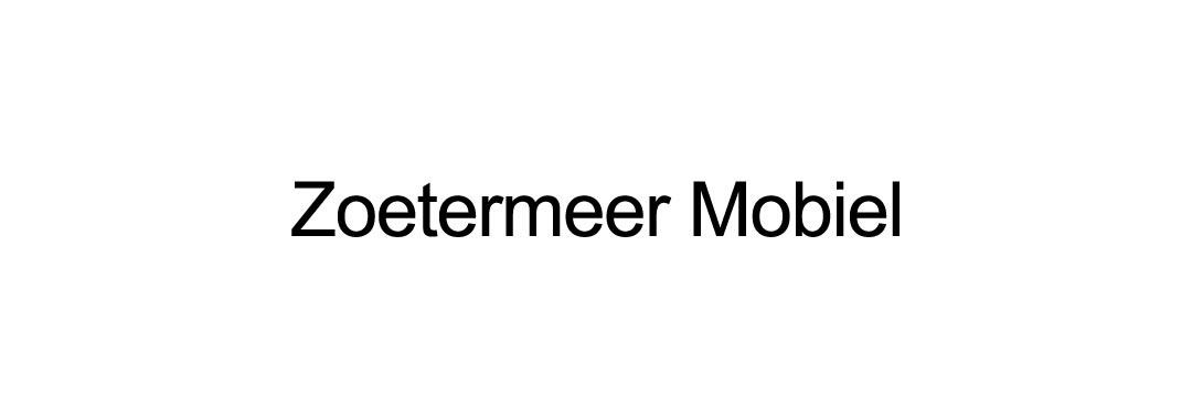 Zoetermeer Mobiel