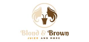Blond & Brown
