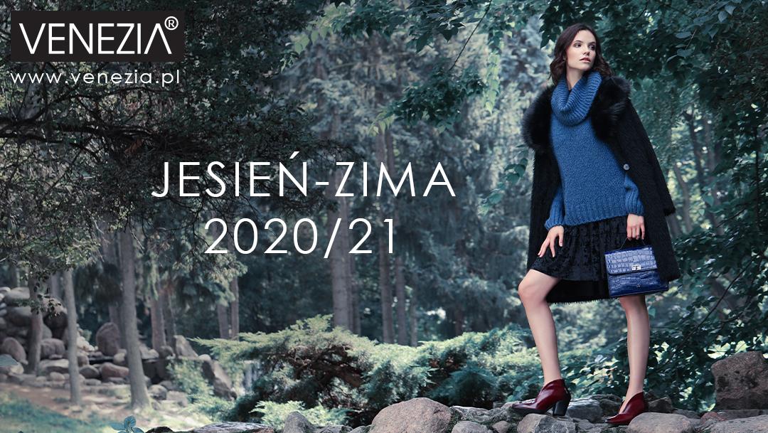 NOWA KOLEKCJA Jesień-Zima 2020/21 w salonie Venezia