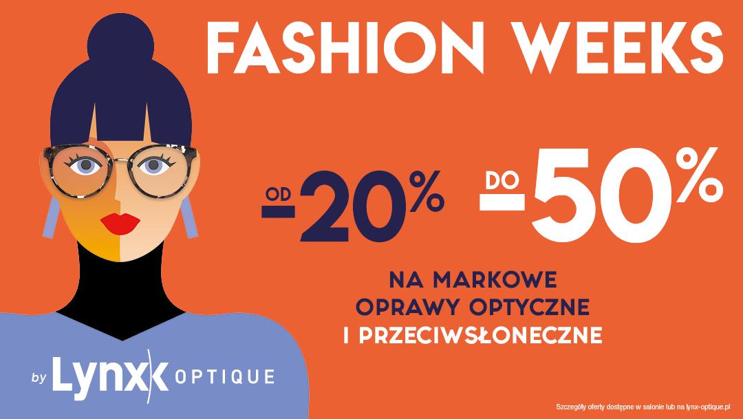 Fashion Weeks w Lynx Optique!