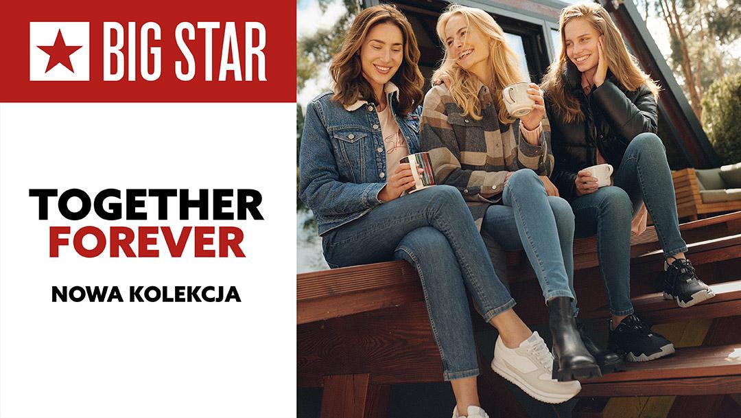 Nowa kolekcja w BIG STAR