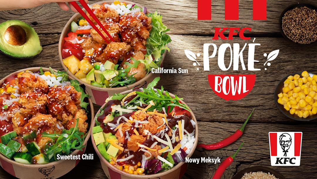 Nowość! KFC Poke Bowl!