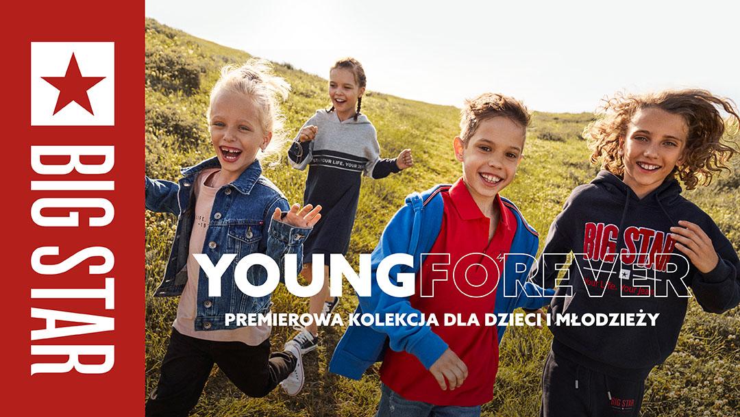 Kolekcja YOUNG w BIG STAR