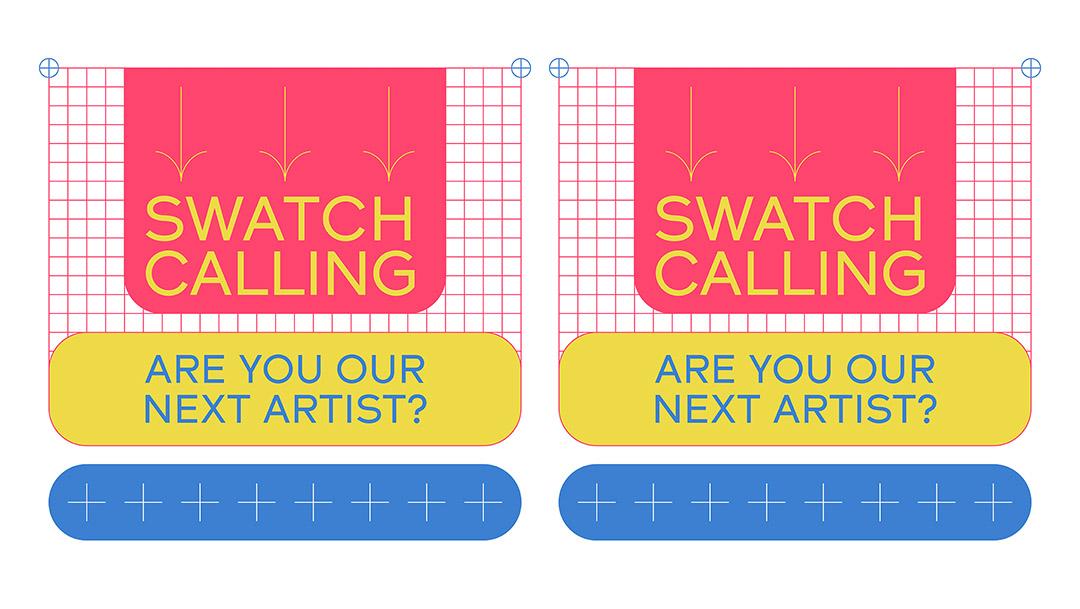 Swatch Calling – artystyczny konkurs Swatch!