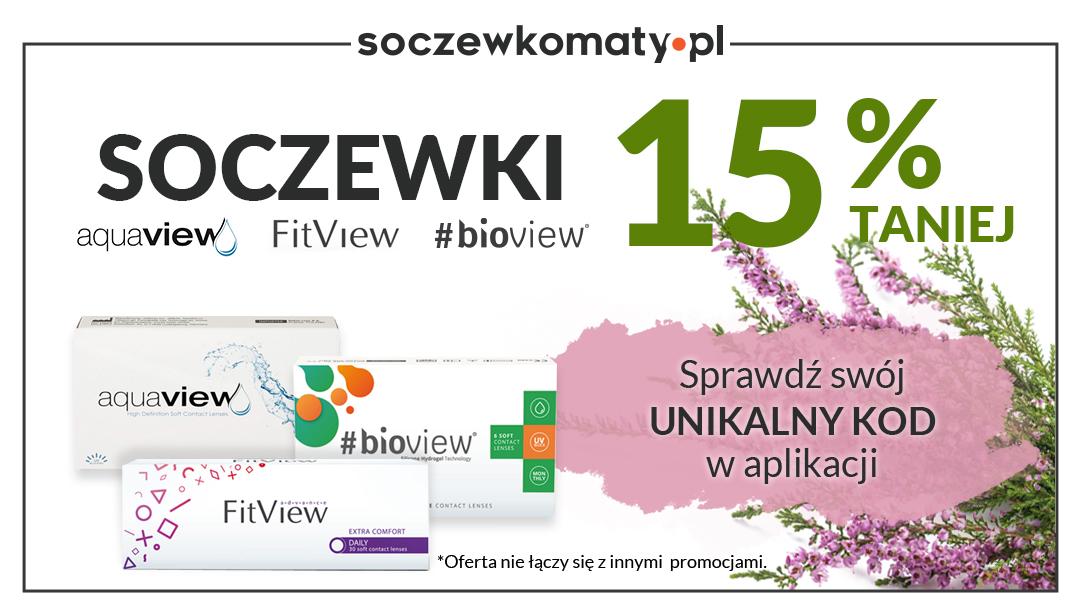 Wrześniowa oferta marki Soczewkomaty.pl