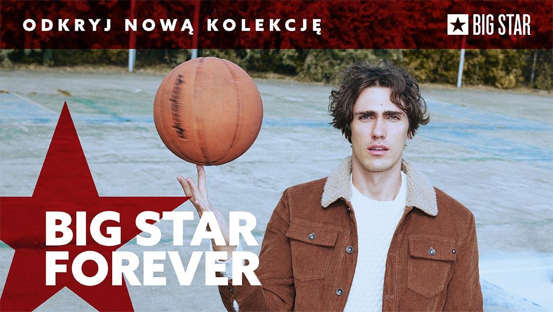 Odkryj nową kolekcję BIG STAR